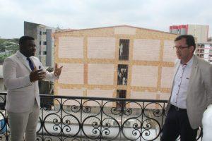 Philjohn Technologies reçoit l'Ambassadeur de France au Cameroun